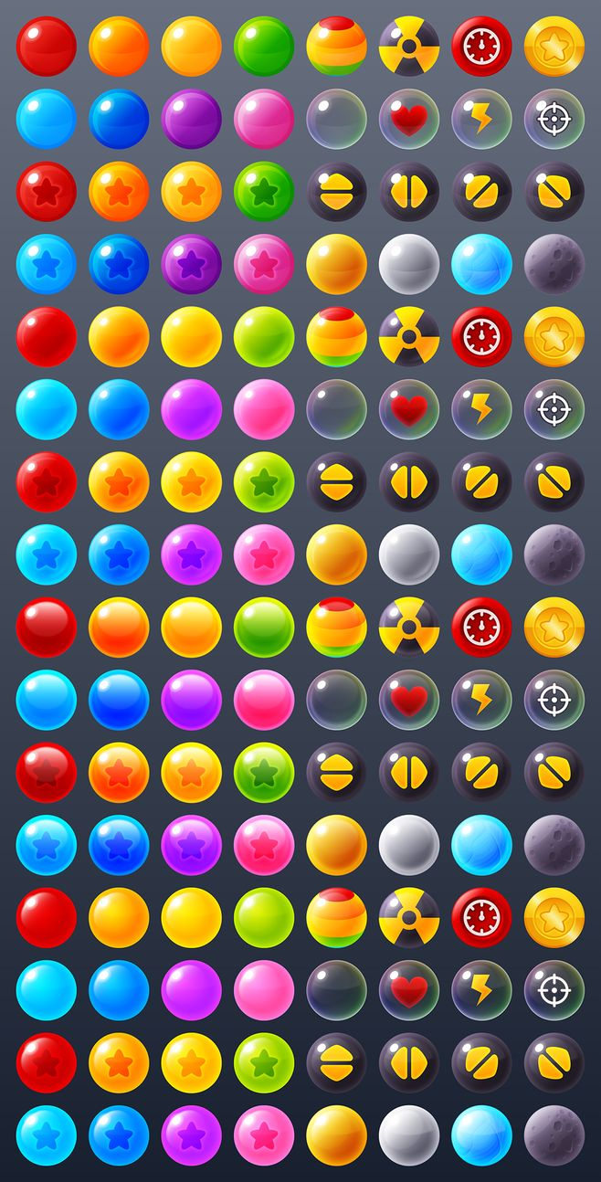 Bubble Shooter Game ...
