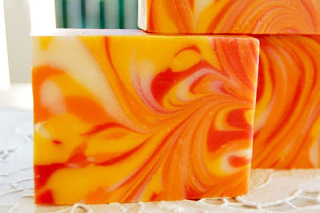 Silk Soap | Natural Skincare by Pioneer Settler at http://pioneersettler.com/homemade-soap-making-recipes/