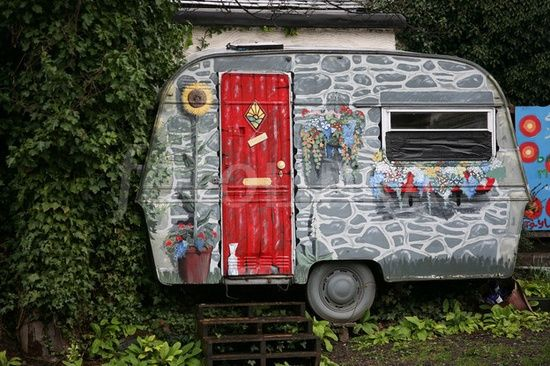 Vintage trailer paint designs exterior paint ideas and other look at that camper stuff - Flexible exterior paint ideas ...