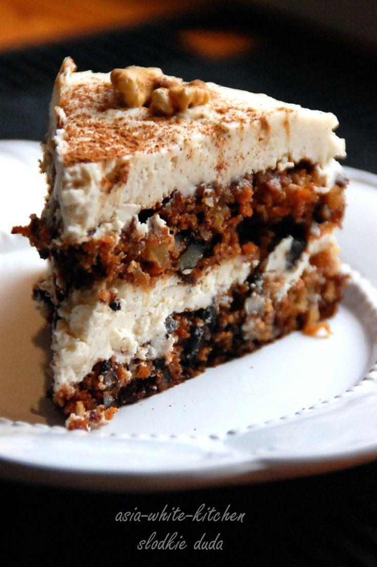 Słodkie cuda: Ciasto marchewkowe