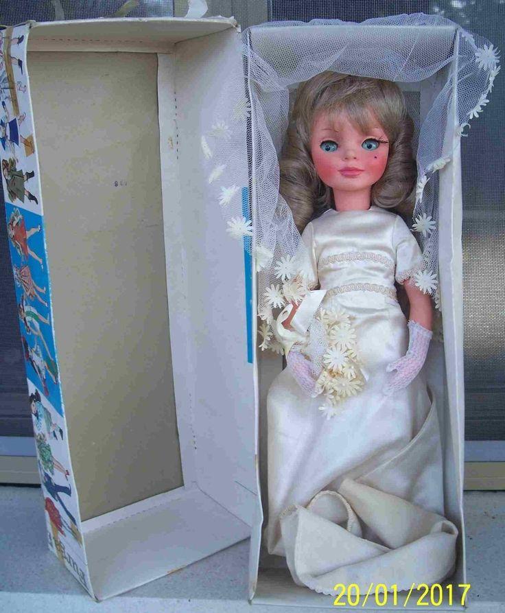 Furga SIMONA Alta Moda In Entusiasmo e in scatola – vintage 1968 | eBay