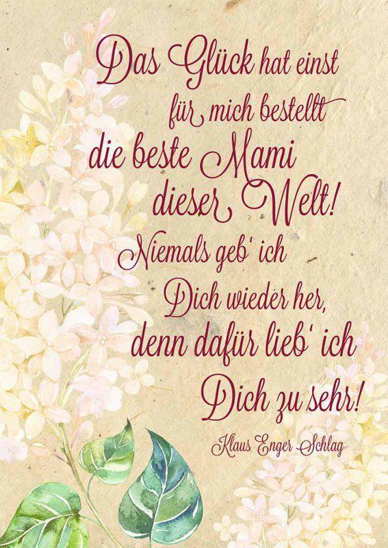 Muttertagsgedichte 20 Muttertagssprüche Zum Download