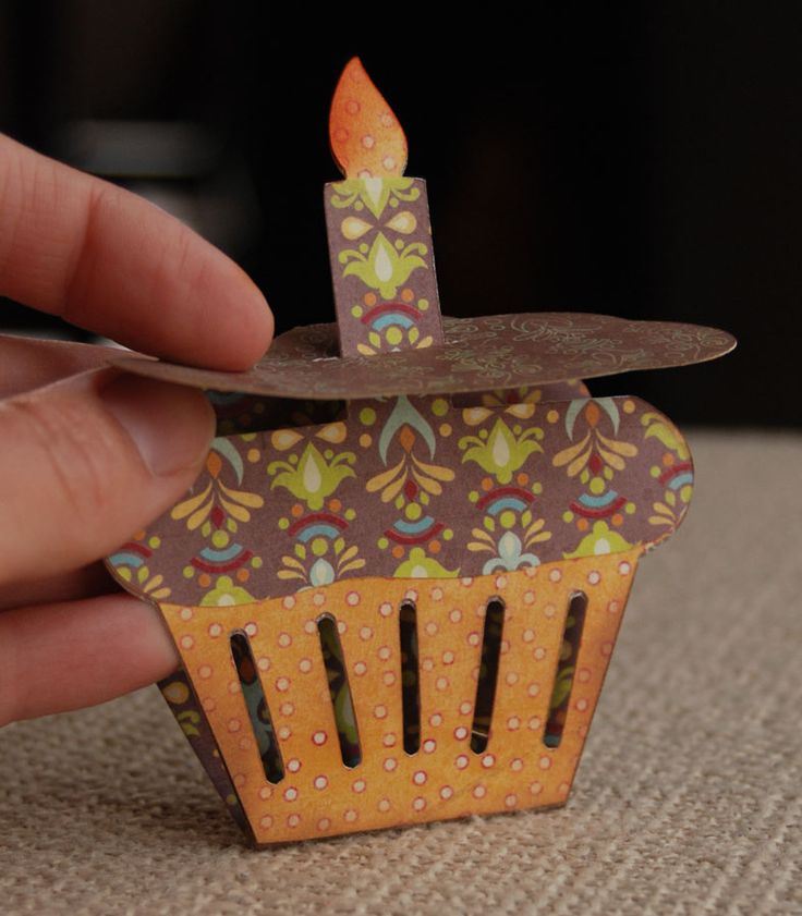 Clever Cupcake Card