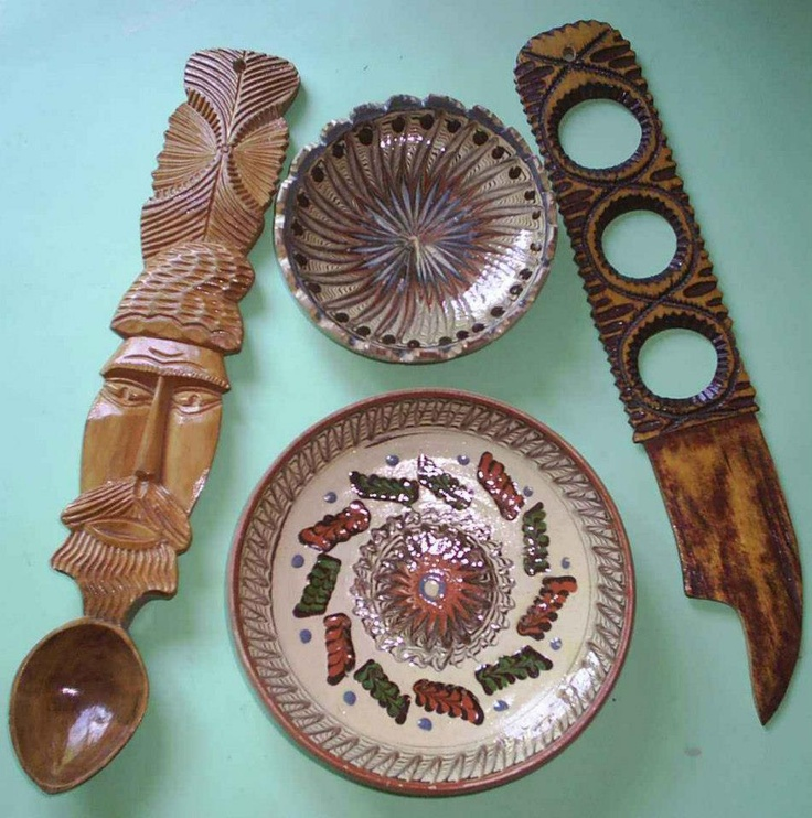 Romanian cultural artifacts