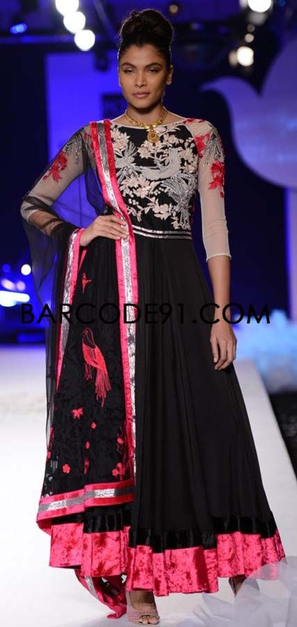 Varun Bahl ethnic collection at PCJ Delhi Couture Week 2013