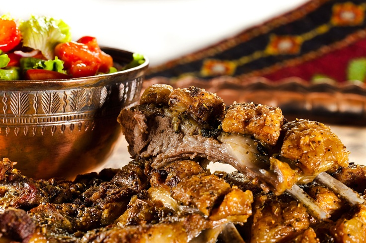uzbek traditional food
