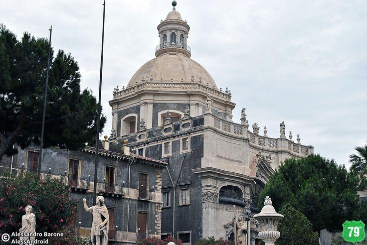 Chiesa della Badia di Sant'Agata #Catania #Sicilia #Italia #Italy #Viaggio #Viaggiare #Travel #AlwaysOnTheRoad