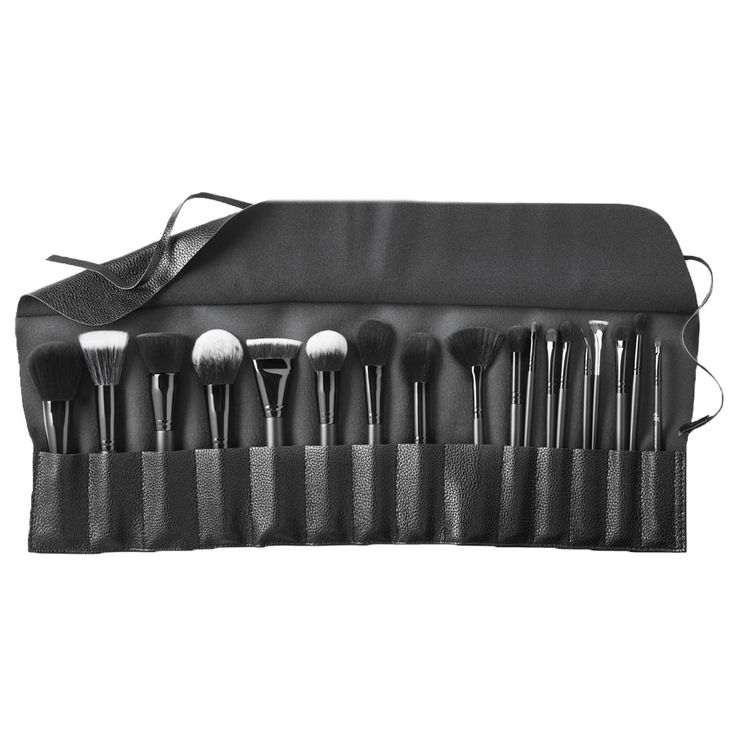 NEW: 19 Piece Brush Set. Literally all the brushes you need - the look possibilities are endless!