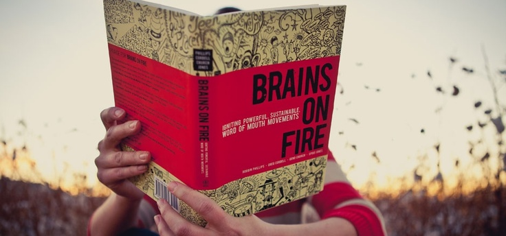 Brains on Fire...good stuff! Their blog is fabulous, too.
