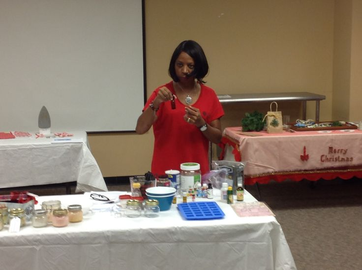 "Affordable DIY crafts, decorations, gifts, and recipes are the focus of our annual Holiday Inspirations workshops and CobbTV episodes.  Here, Leah Wilson shows the audience how to make a body scrub to package and give as a gift.  Call the Cobb Extension Office for details about this year's ""Holiday Inspirations"". 770-528-4070"