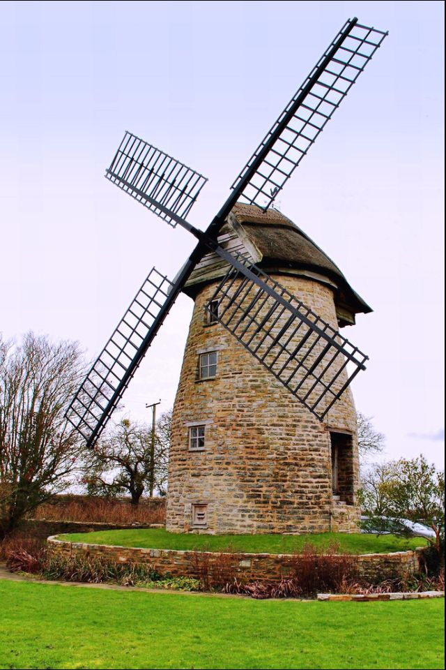 Stembridge Mill at High Ham near Langport, Somerset