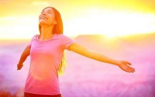8 consigli per aiutarvi ad essere positivi verso la vita