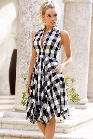 abito caty manzara fashion