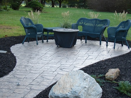 28 best images about patio ideas on Pinterest on Patio Surfaces Ideas id=81131