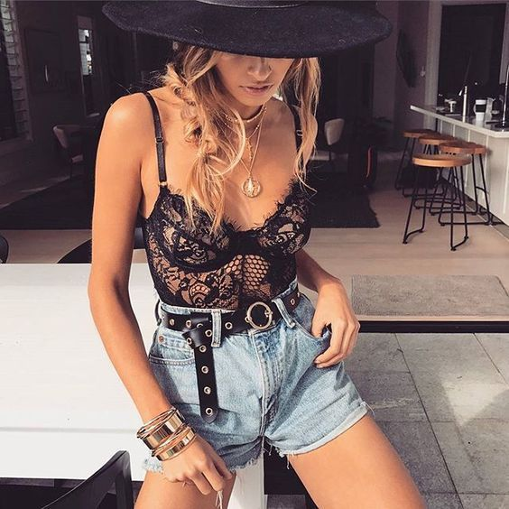 Coachella nähert sich schnell und hier ist die Mode-Inspiration, Ihre … #coa … – Looks.