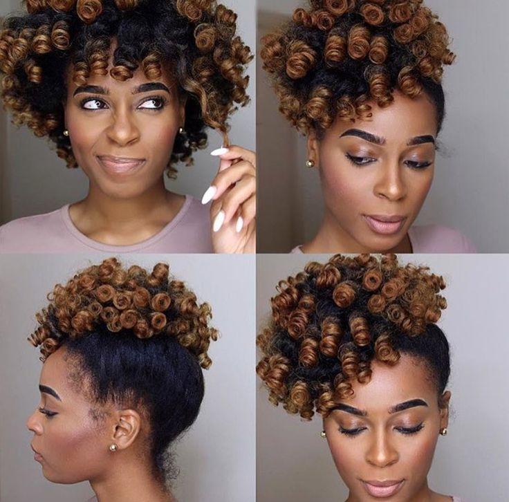 Astounding 1000 Ideas About Transitioning Hairstyles On Pinterest Natural Short Hairstyles Gunalazisus