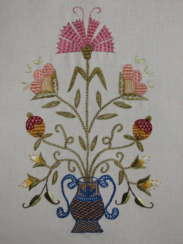 #bordado #ricamo #embroidery #broderie #castelobranco