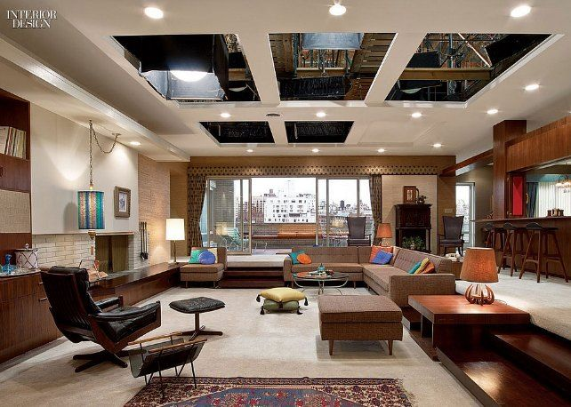 How to try mid century modern design and not look dated