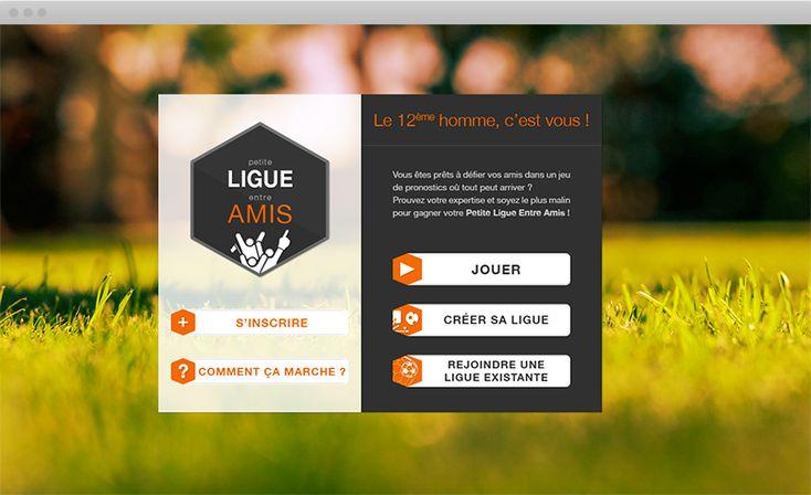 Pronostic Game | Petit Ligue Entre Amis | Thibaud Lenthéric