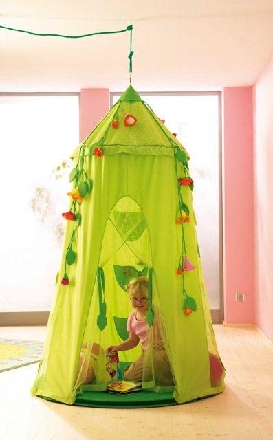 Haba - Play Tent Blossom Sky