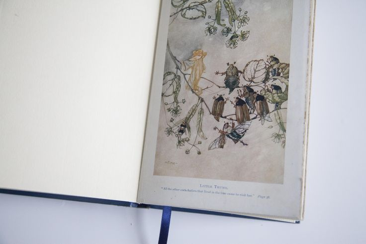 Fairy Tale Vintage Handmade  Wedding Guest Book Commission