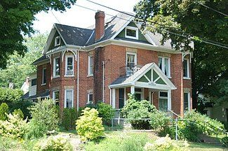 The James Symon House Potential B & B, Wiarton, Bed and Breakfast For Sale