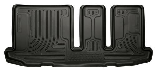 19661 Husky Liners WeatherBeater 3rd Seat Floor Liner Fitment 2013-2015 Infiniti QX60, Nissan Pathfinder