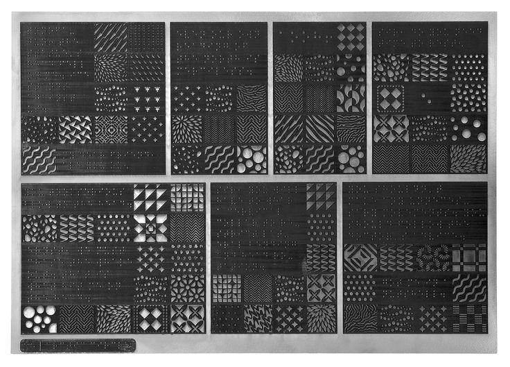 Το Shapereader είναι ένα ρεπερτόριο από patterns με σκοπό να μεταφραστούν λέξεις και έννοιες σε ανάγλυφα σχήματα.