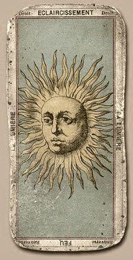 themagicfarawayttree: the sun tarot card