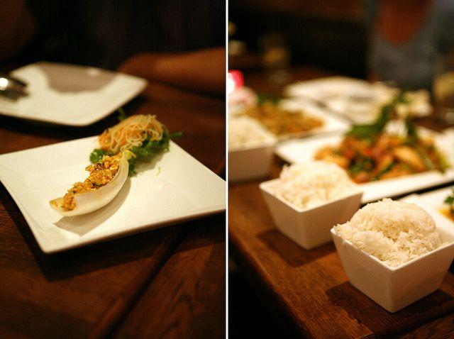 Delicious Thai Food.