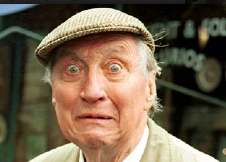 "Last of the Summer Wine - Clem Hemingway ""Smiler"" (Stephen Lewis)"