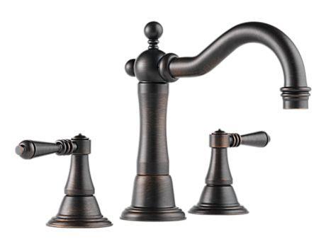 Widespread Lavatory Faucet : 65336LF-RB : Tresa : bath : Brizo