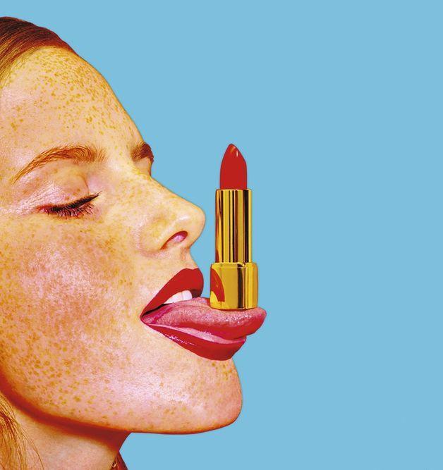 Maurizio Cattelan etPierpaolo Ferrari/ToiletPaper   Stylisme Francesca Cefis Make Up Violette Réalisation Lili Barbery-Coulon