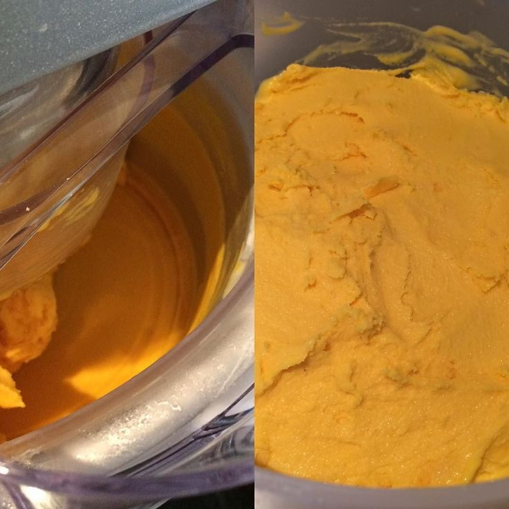 Tropical heaven #mango #icecream made in my new @kenwoodworld ice cream maker just mango purée lemon juice cream @kenwood
