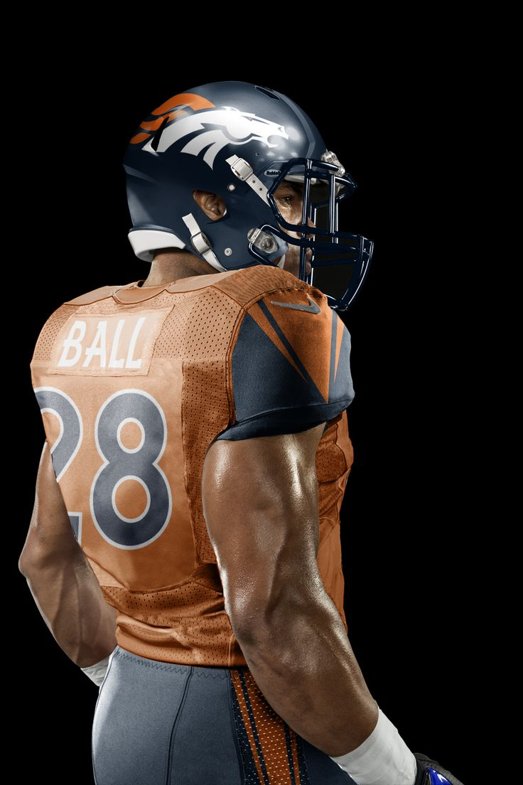 Denver Broncos Concept - Concepts - Chris Creamer's Sports Logos ...