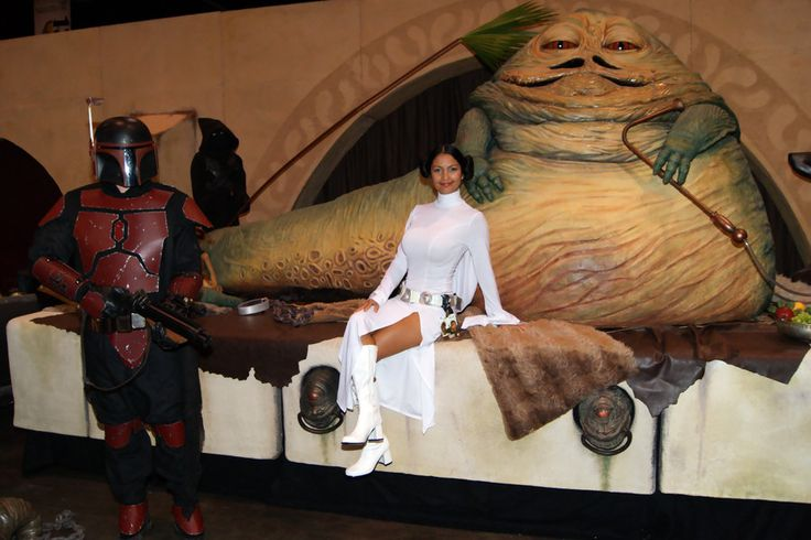 130 best images about Star wars sexy on Pinterest | Sexy ... Jabba The Hutt Cosplay