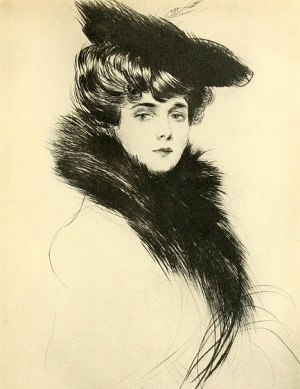 Madeleine Chéruit.  Part of an article 25 woman who changed fashion forever