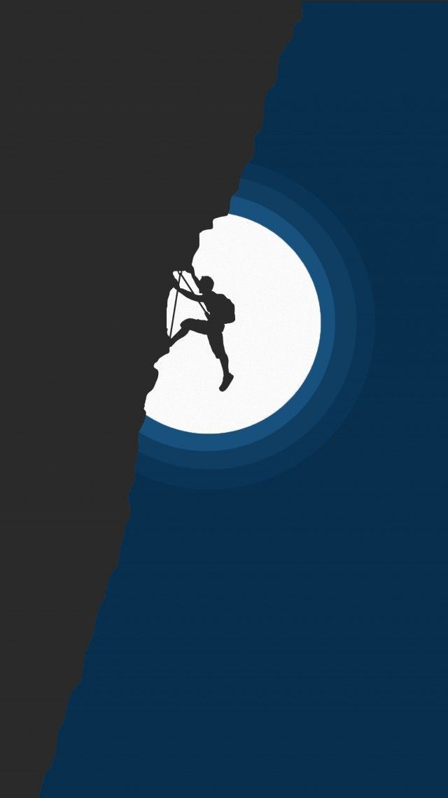 Android Wallpaper Mountain 4k 5k Wallpaper Climber Android Wallpaper Flat Vertical Mypin In 2020 Android Wallpaper Minimalist Wallpaper Best Wallpapers Android