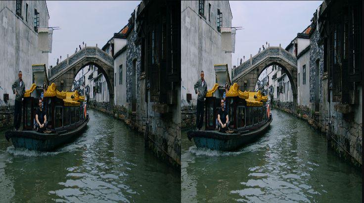 STEREOSCOPY :: The Grand Canal in 3D by Jiangsu TV China (1/1) -