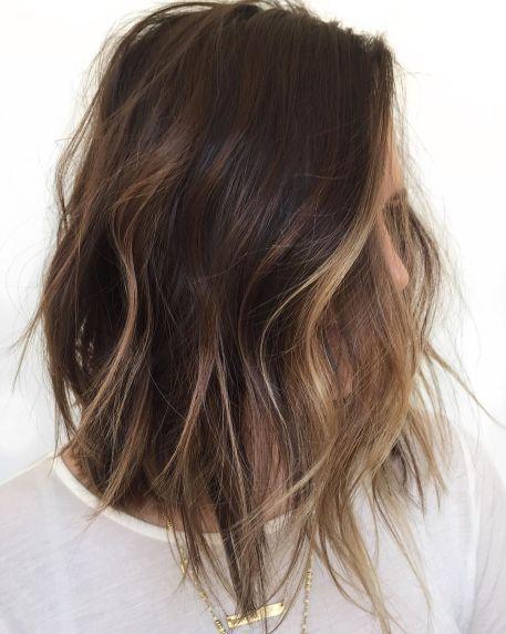Hair Brunette Medium Face Framing 57 Super Ideas