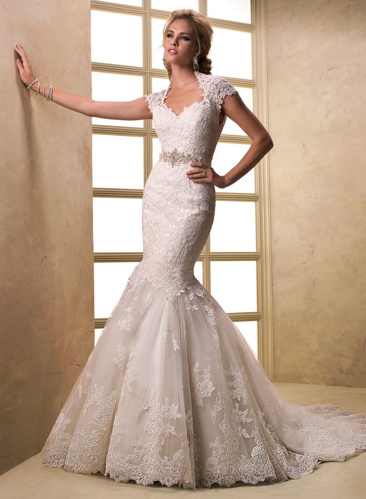 38 best maggie sottero gowns images on pinterest short for Maggie sottero short wedding dress