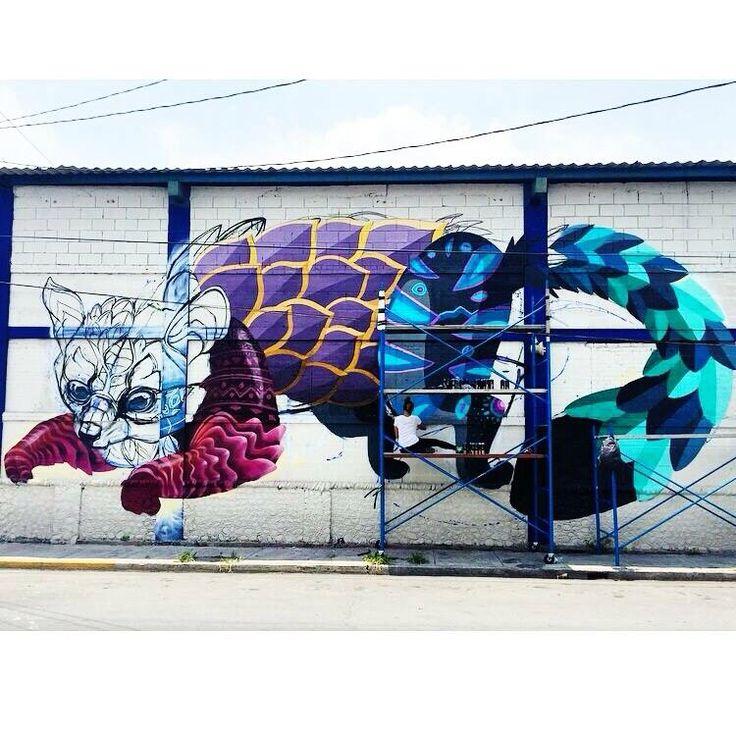 Mens Silk Pocket Square - GRAFFITI by VIDA VIDA BVyYaxv