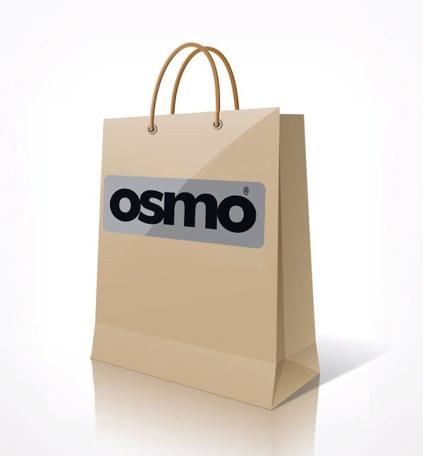 osmo Paper Shopping Bag.