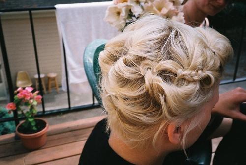 : Vintage Teacups, Hair Beautiful, Braids Hairstyles, Hair Dos, Hair Envy, Shorts Hair, Nails Hair Makeup, Gorgeous Hair, Hair Style