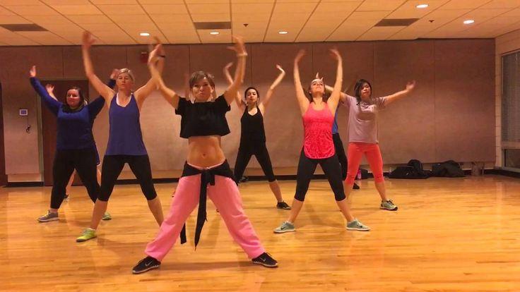 """ON THE FLOOR"" Jennifer Lopez - Dance Fitness Workout Valeo Club"