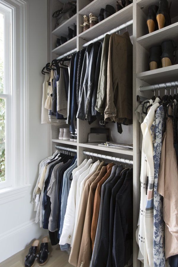 dream closet on apartment 34