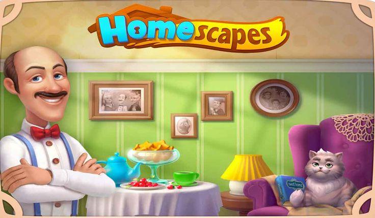Come avere soldi infiniti e vite illimitate nel gioco Homescapes per smartphone e tablet. Trucchi Homescapes per Android.