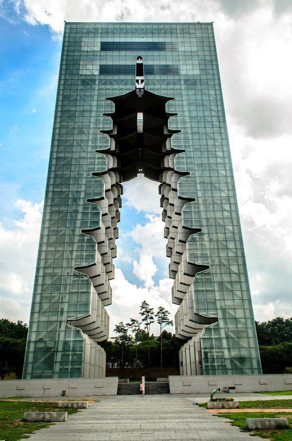 Gyeongju Tower, Gyeongju, S. Korea