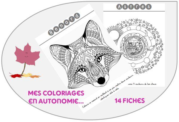 242 best images about autonomie ce2 cm1 on pinterest - Mandalas cycle 3 ...