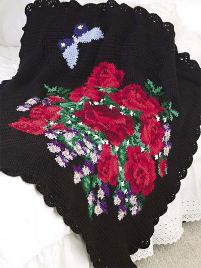 2958 best Crochet Afghans & Throws images on Pinterest ...